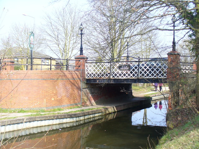 Kiln Bridge - geograph.org.uk - 1213871