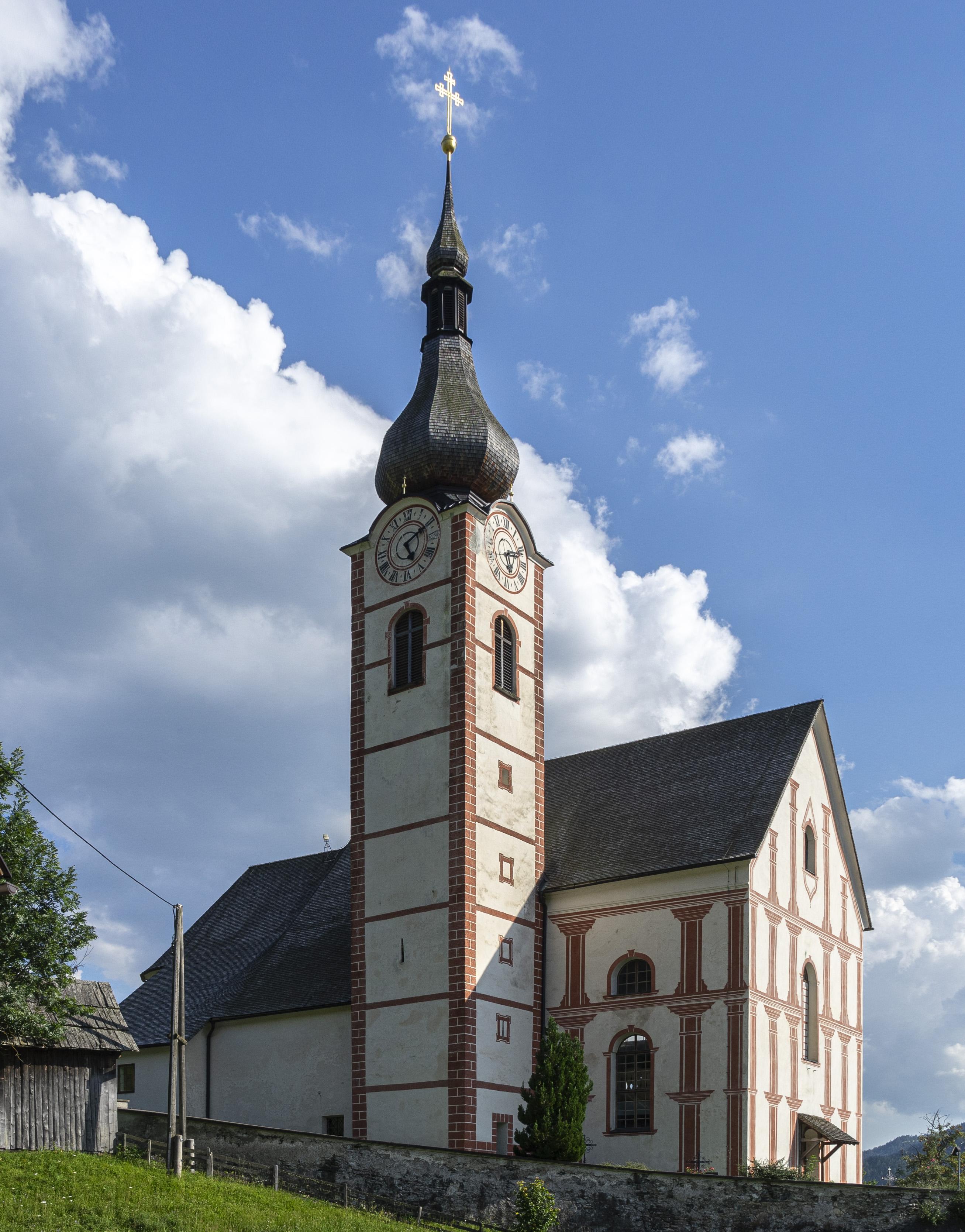 Kirche St Georgen
