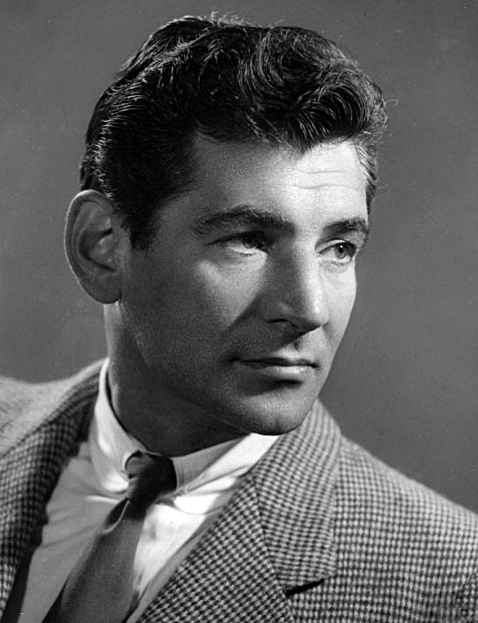 leonard bernstien a legendary composer essay Leonard bernstein is seen as one of the greatest composers in america bernstein composed great music, conducted great music, and.