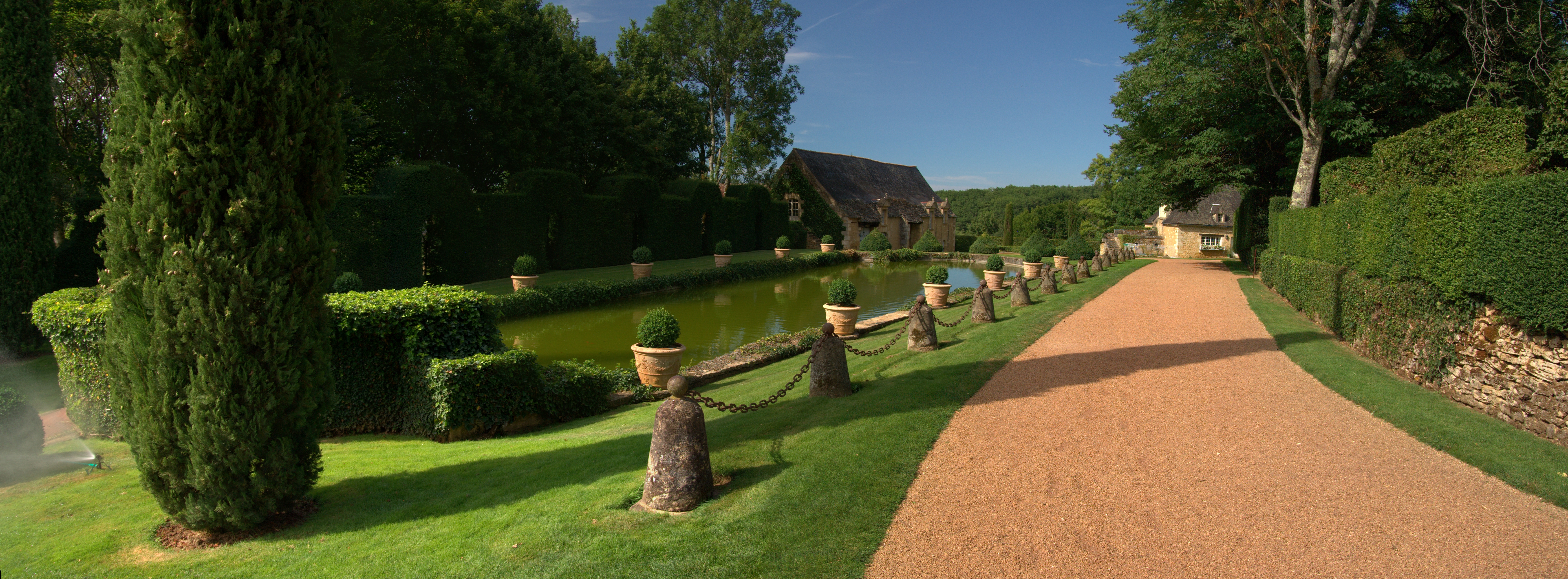 fileles jardins deyrignac 35 stitchjpg - Jardin D Eyrignac