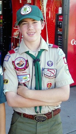 English: Life Scout in the Boy Scouts of America