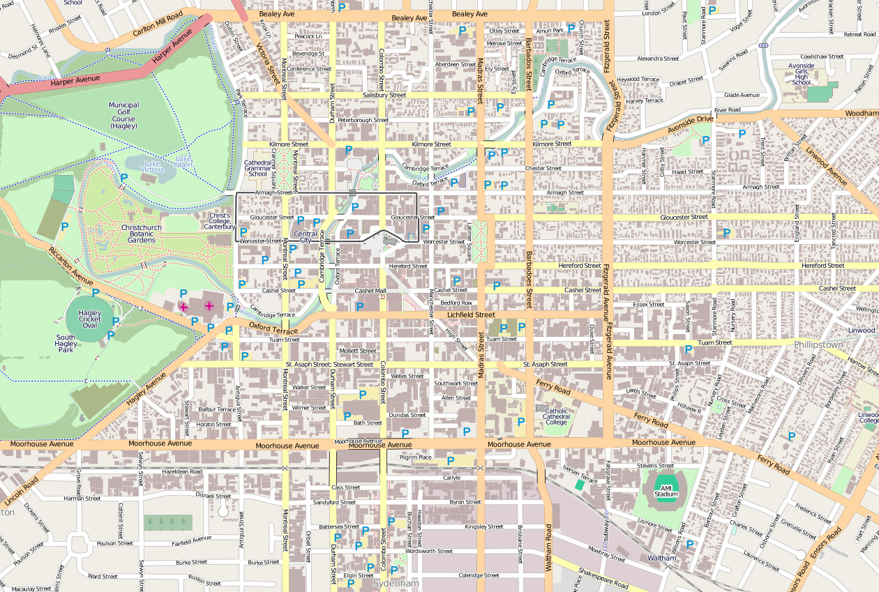 File:Location map New Zealand Christchurch.png - Wikimedia Commons