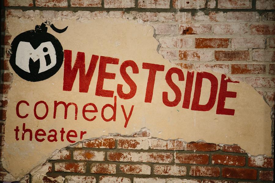 M.I.'s Westside Comedy...M Company Logo