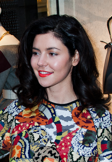Picture of a band or musician: Marina And The Diamonds
