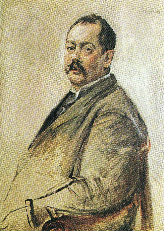 Max Liebermann Bildnis des Malers Lovis Corinth 1899.jpg