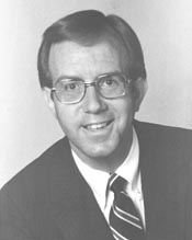 Photo of Michael D. Barnes