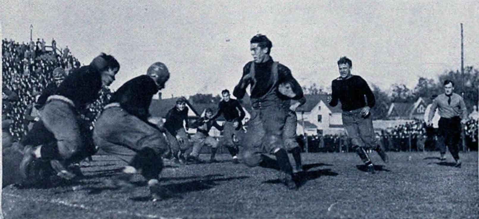 1910 college football season