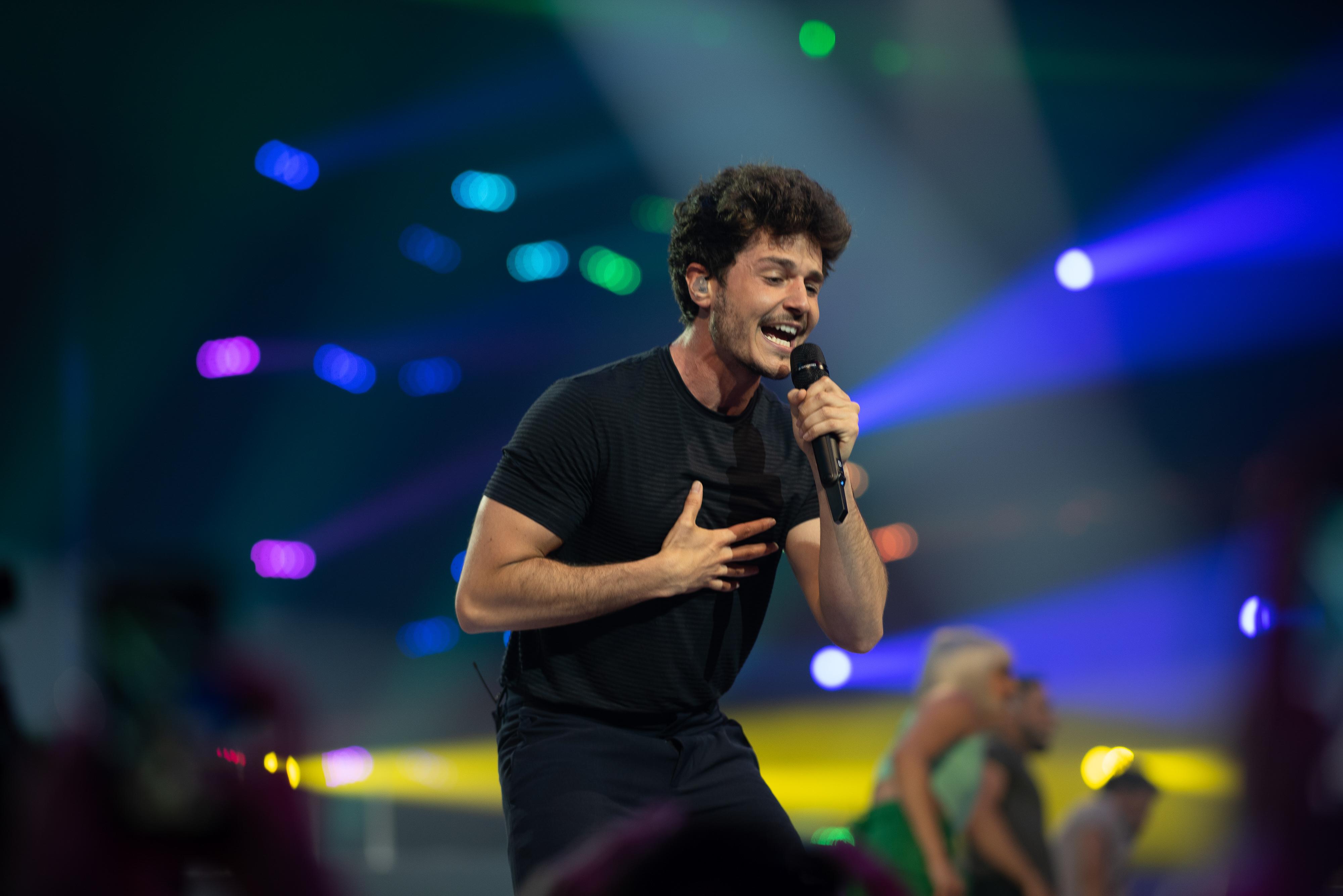 El cantant és un dels candidats a encapçalar el cartell del Festival Feslloc.