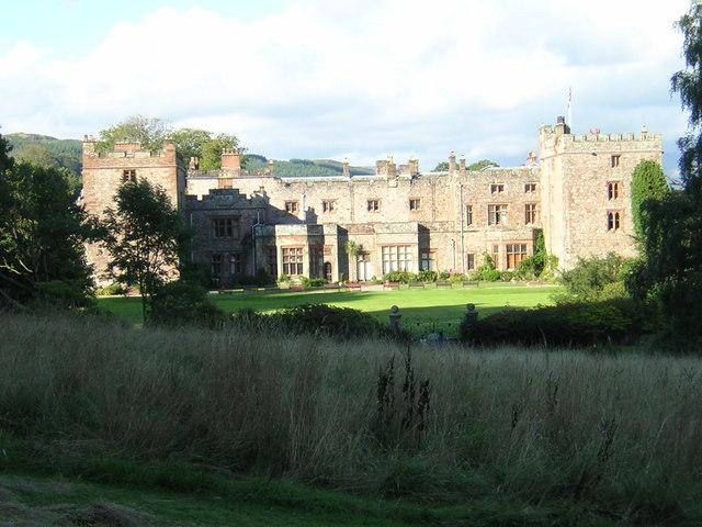 Muncaster Castle - geograph.org.uk - 306939