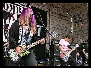 Nailbomb band