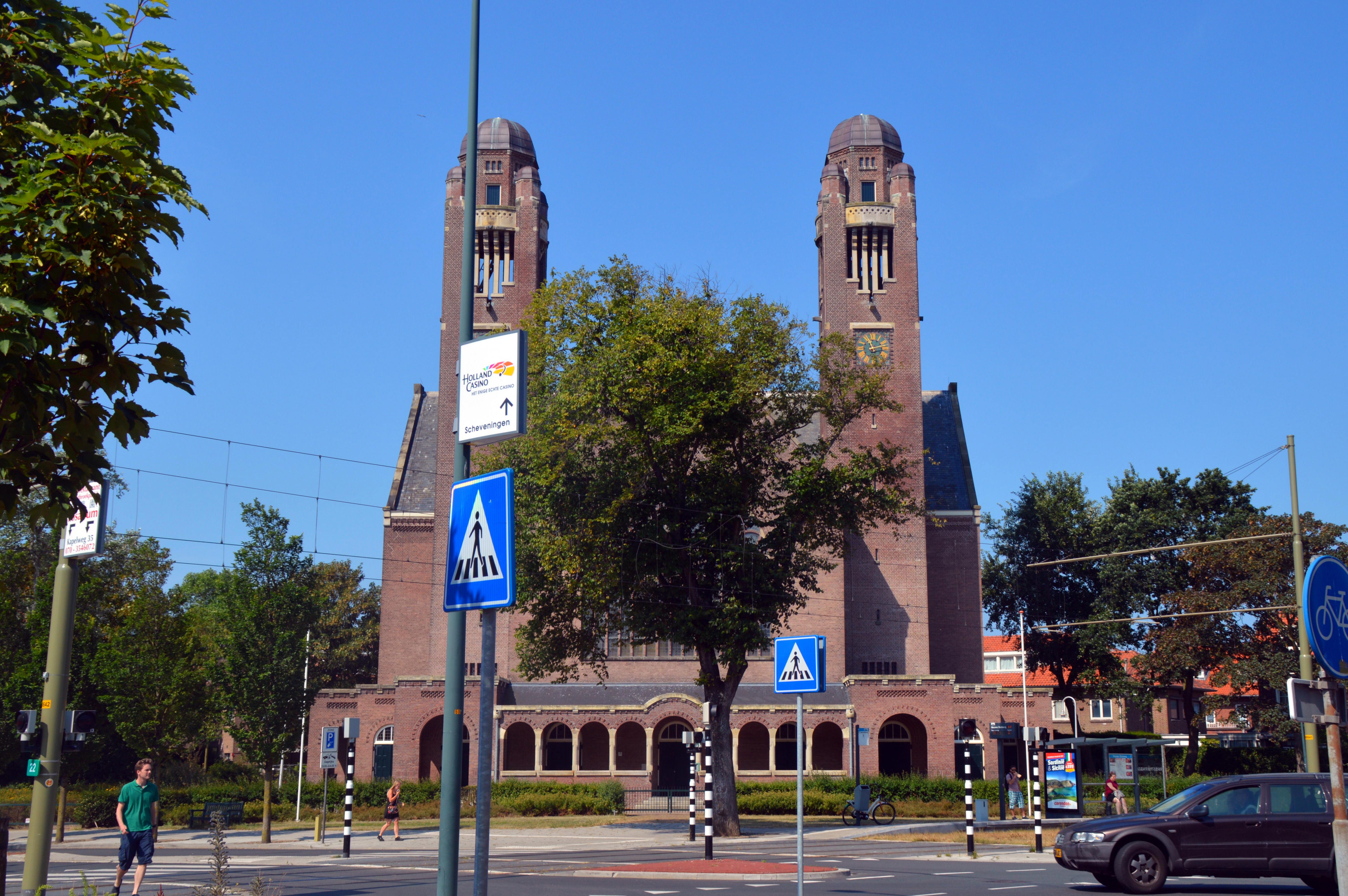 Art Deco Den Haag.File Nieuwe Badkapel Scheveningen Den Haag Rationalisme