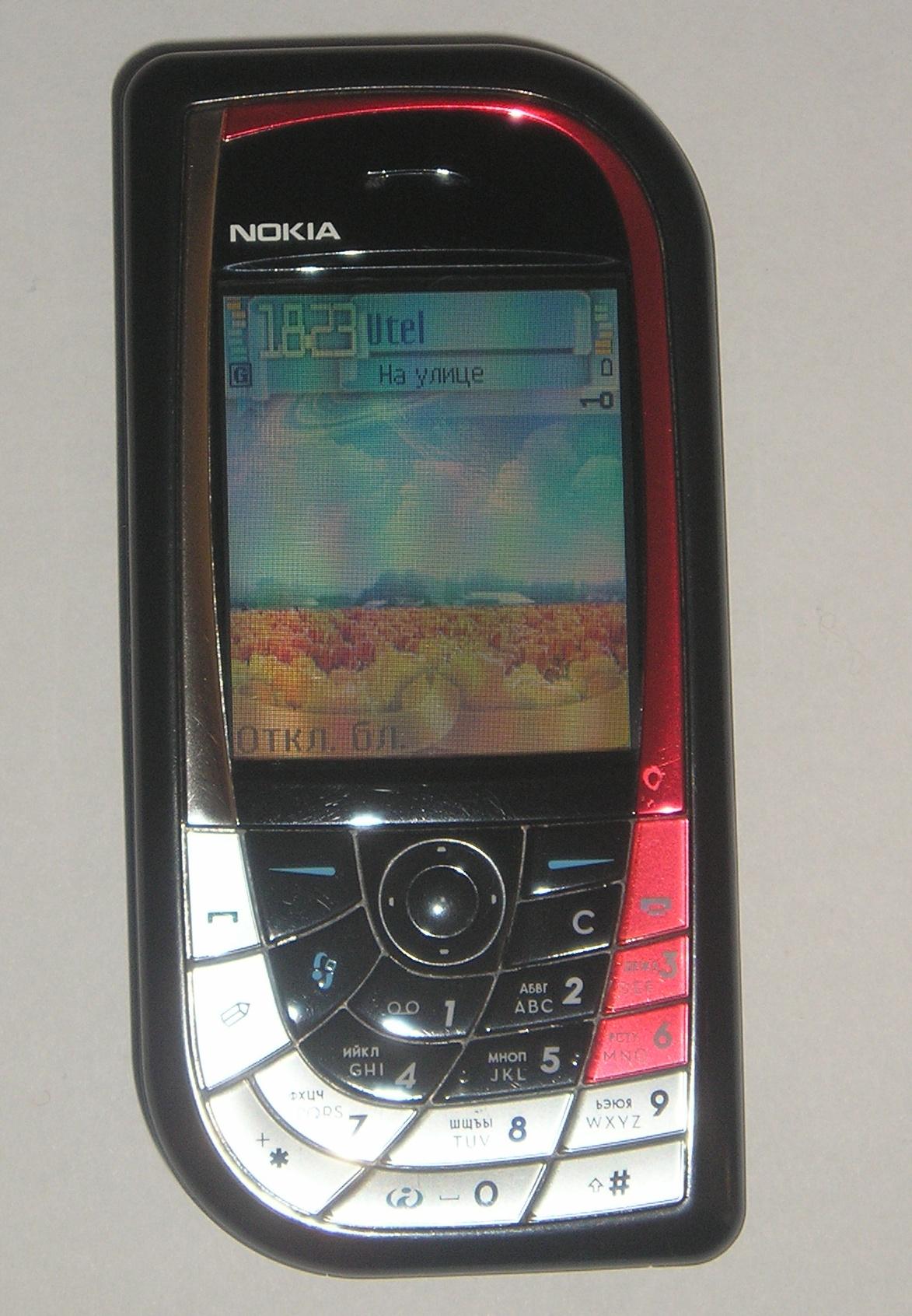 Nokia 7610 – Wikipedia, wolna encyklopedia
