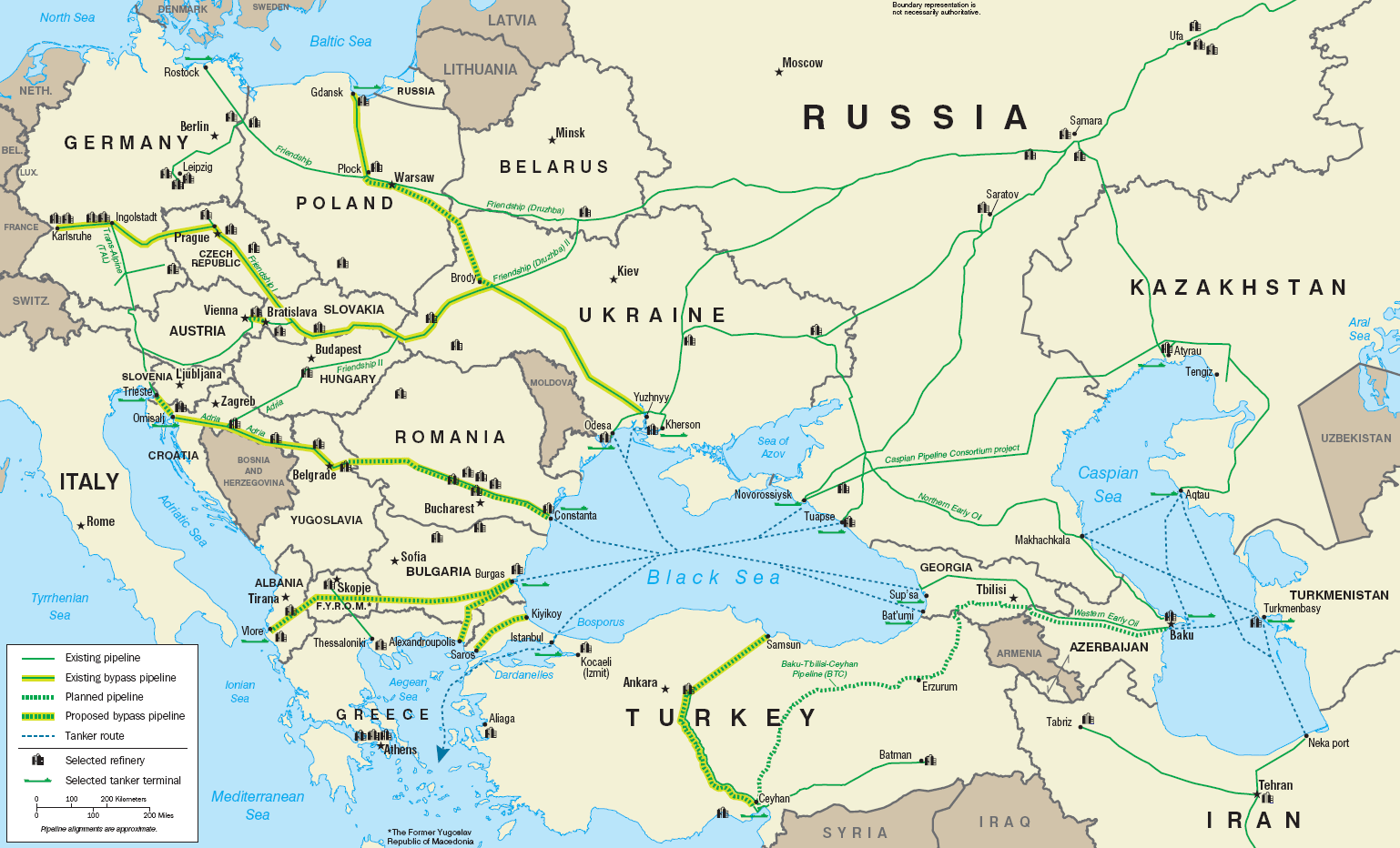 Image result for Russian european pipeline