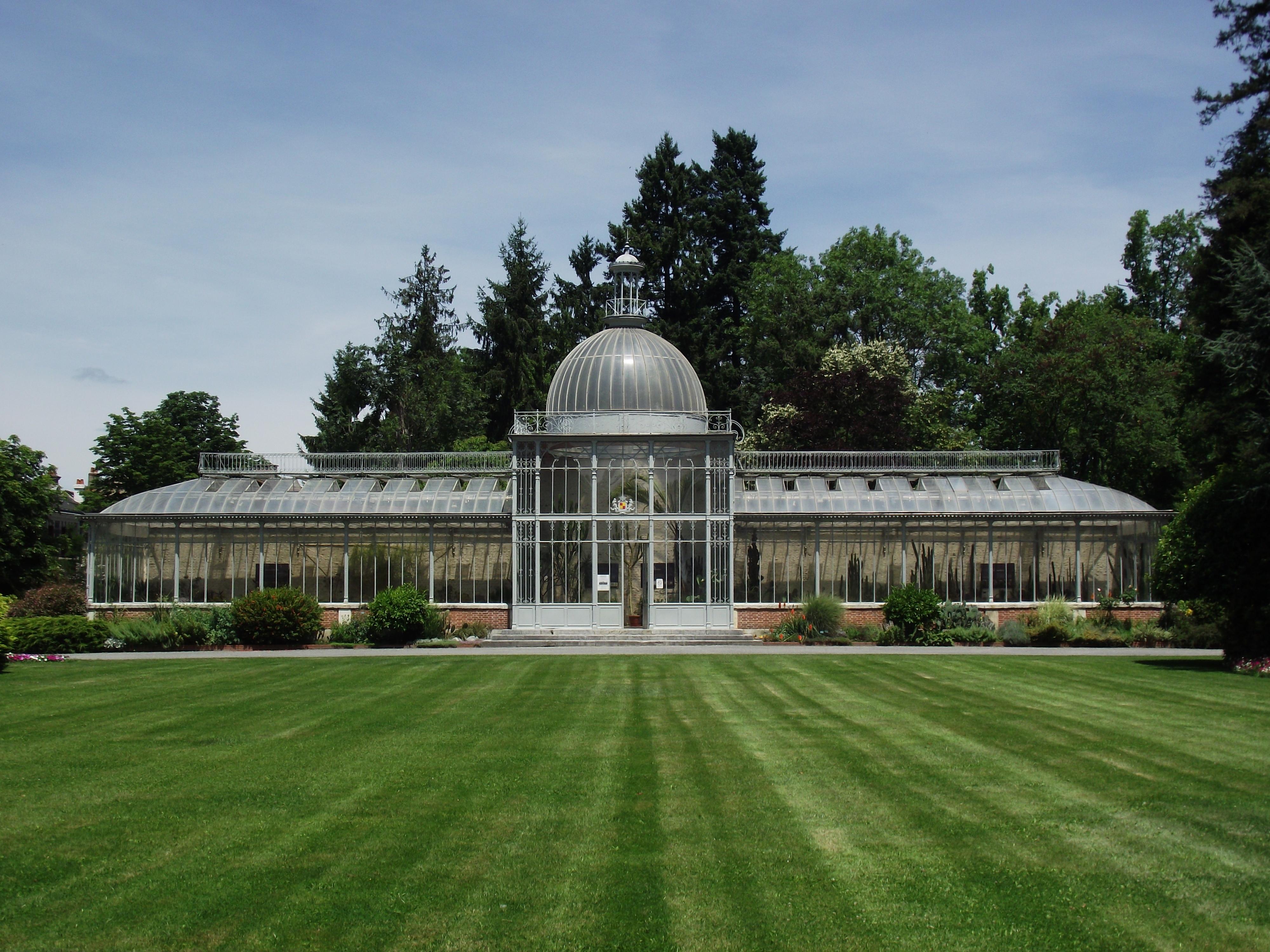 file orangerie du jardin massey tarbes hautes pyr n es On jardin orangerie