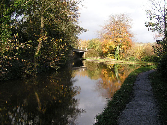 Peak Forest Canal - geograph.org.uk - 77865