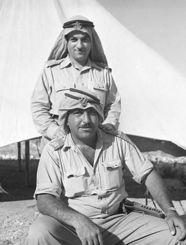 """חיילים דרוזים ביחידת המיעוטים של צה""""ל"""