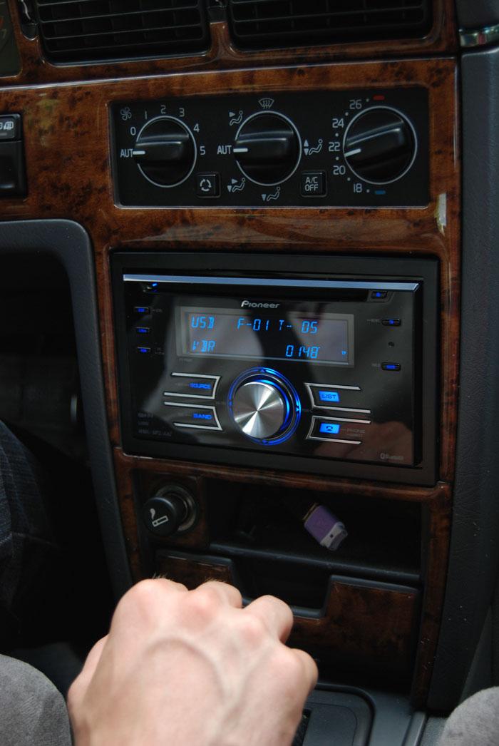 Pioneer Car Audio Ces