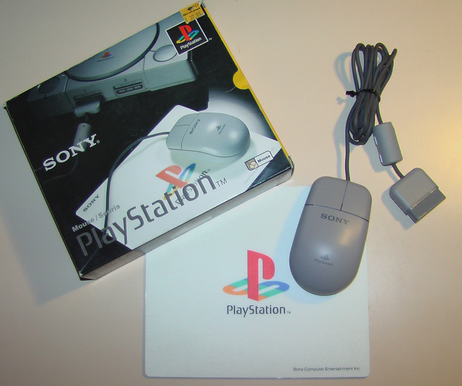 PlayStation Mouse - Wikipedia