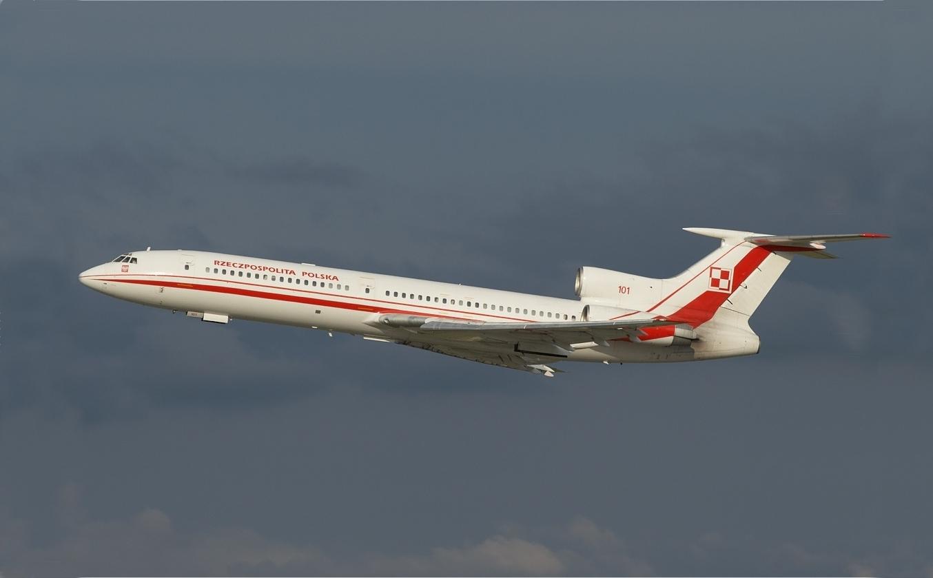 File:Polish Air Force Tupolev Tu-154 Dmitry Karpezo-2.jpg - Wikimedia  Commons