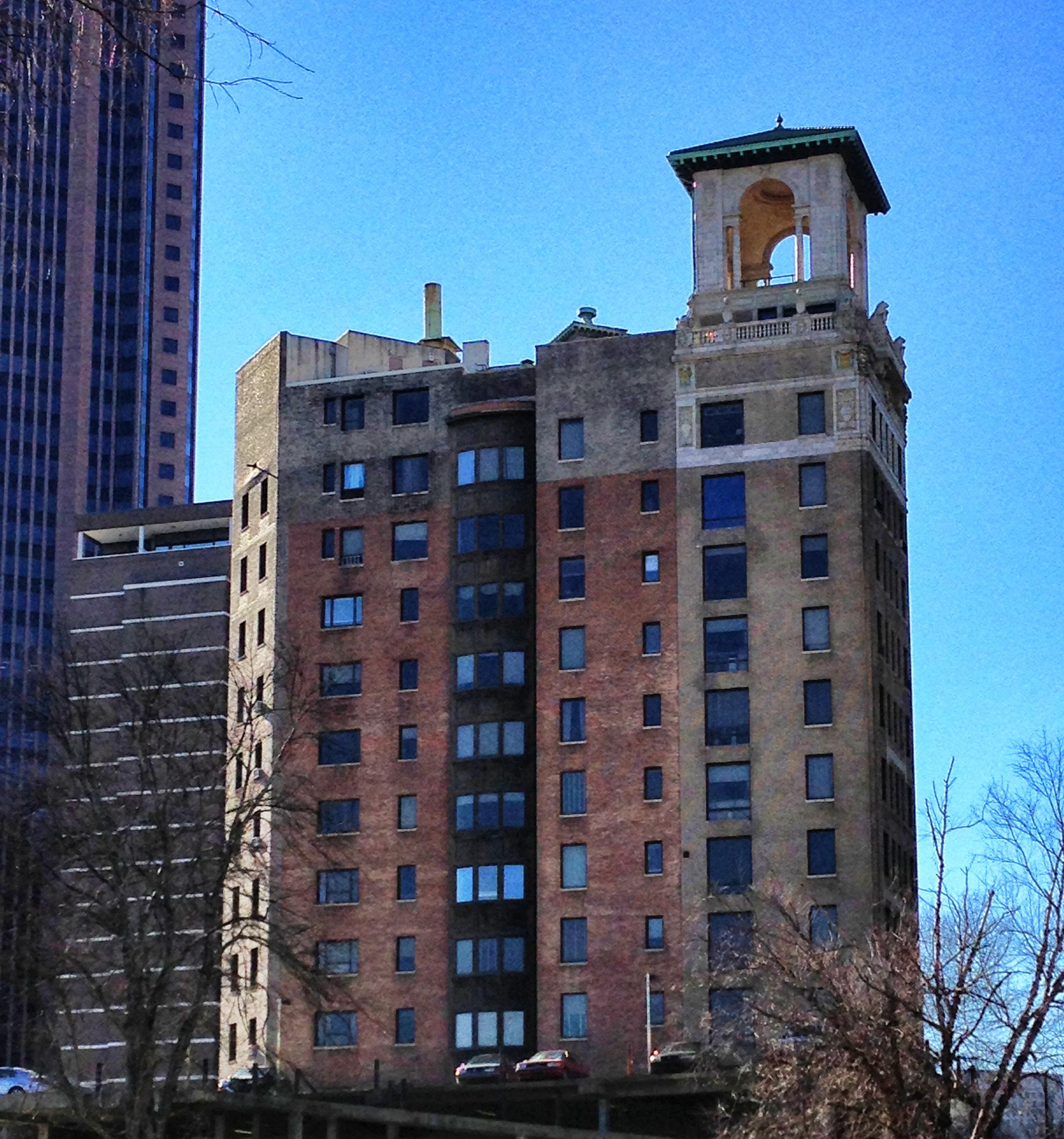 Apartments In Atlanta Ga Under 1200: File:Ponce De Leon Apartments (side View), Midtown Atlanta
