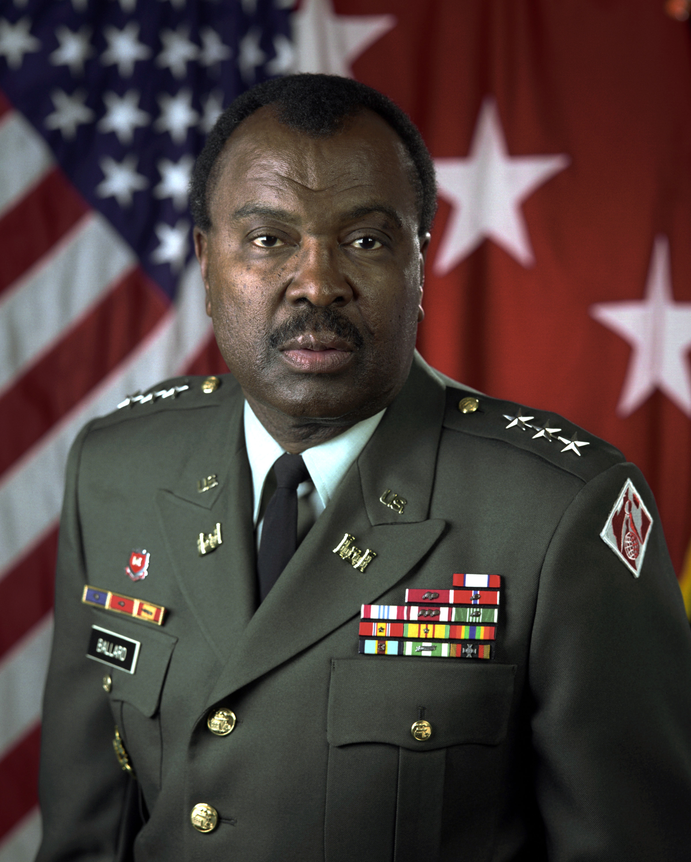 Lieutenant General Joe N. Ballard, Chief of Engineers 1996-2000