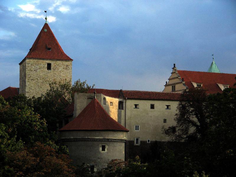 Pražský hrad, severovýchod 01