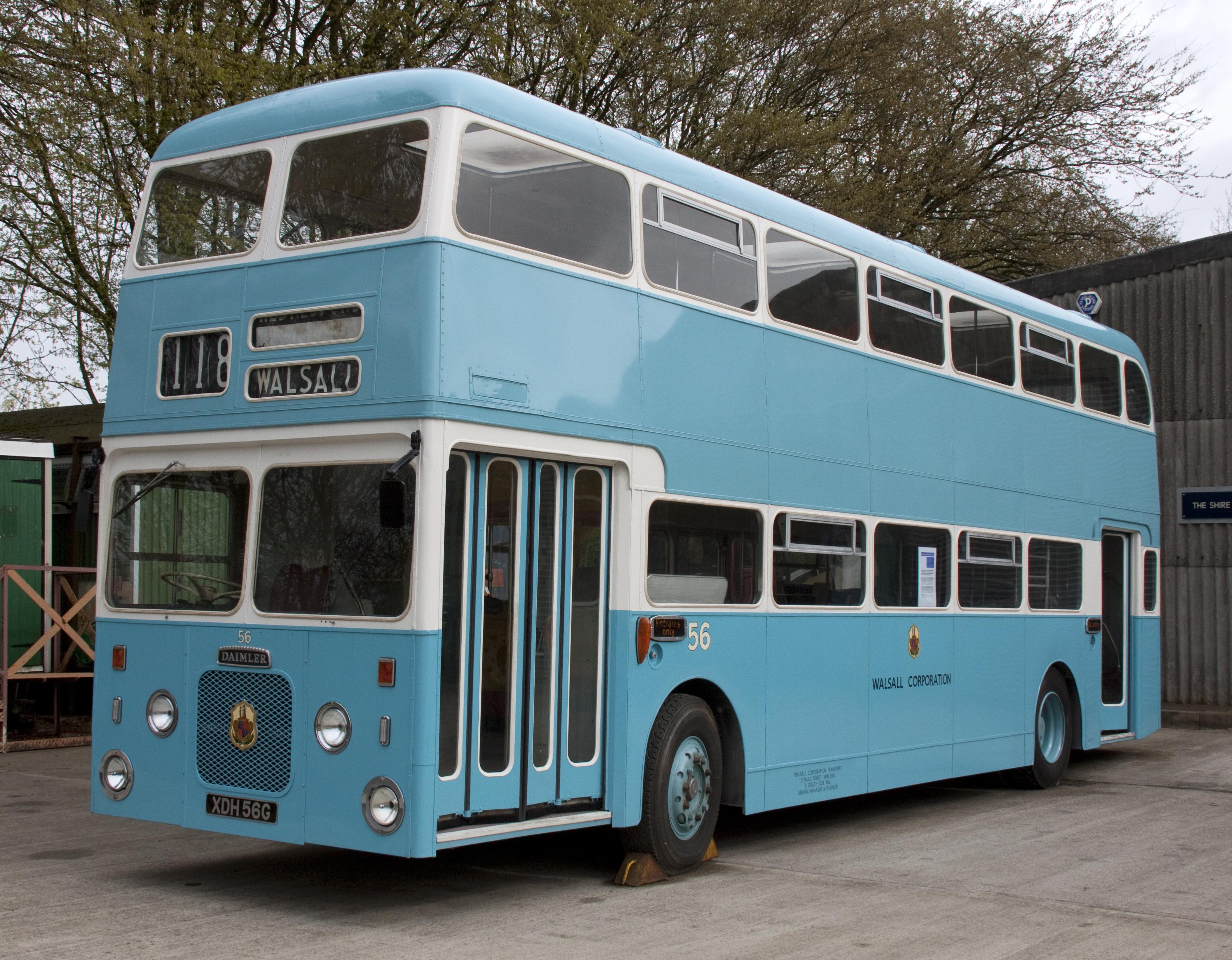 Fuzz Townshend - Bus