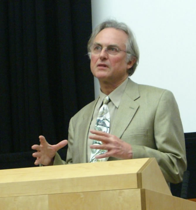 Professor Richard Dawkins - March 2005
