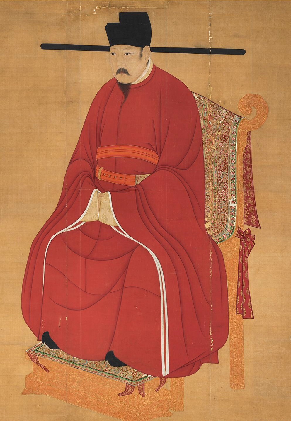Photos: Emperor Renzong Of Song