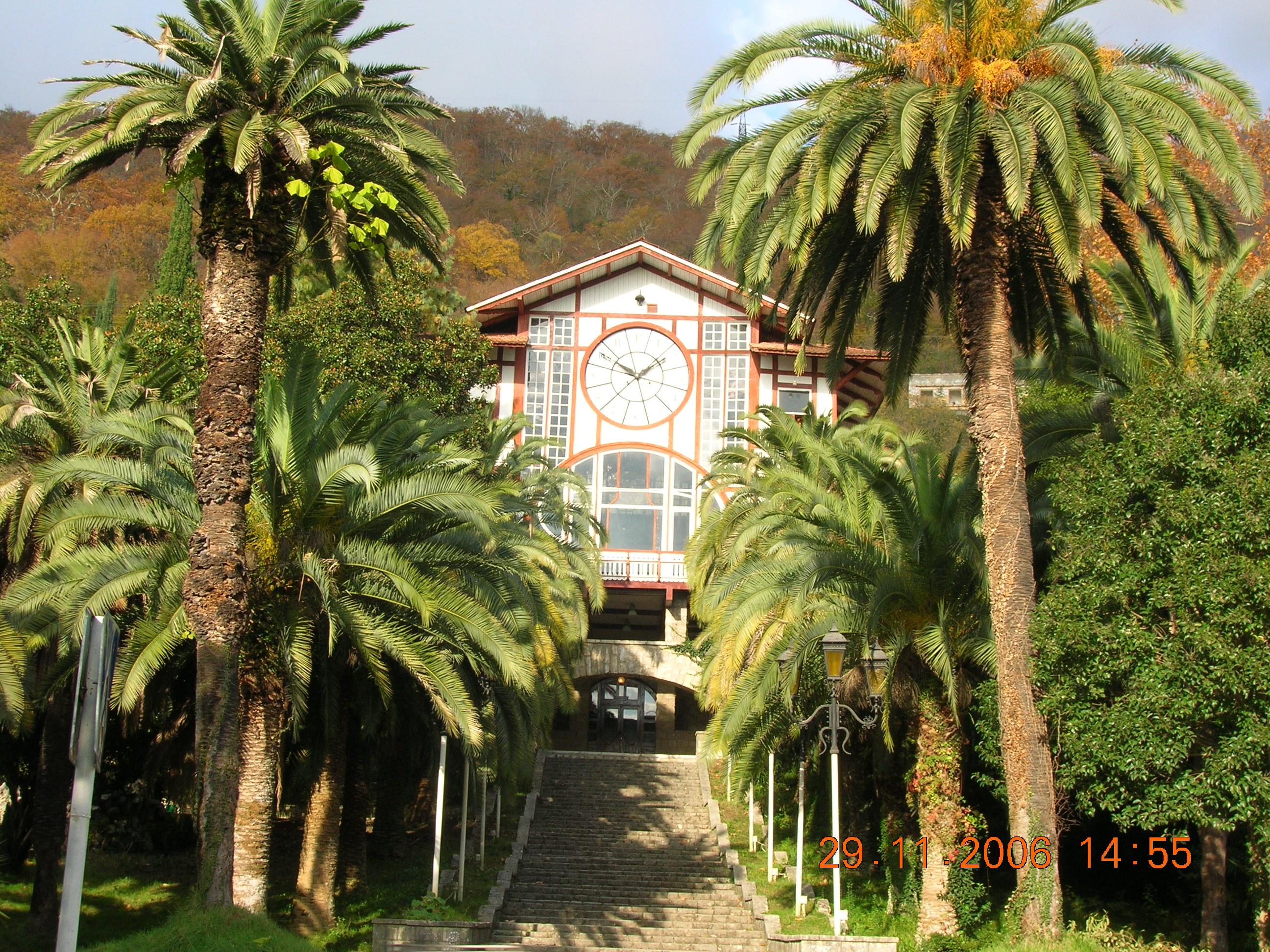 Where are Gagra Abkhazia, the city of Gagra 61