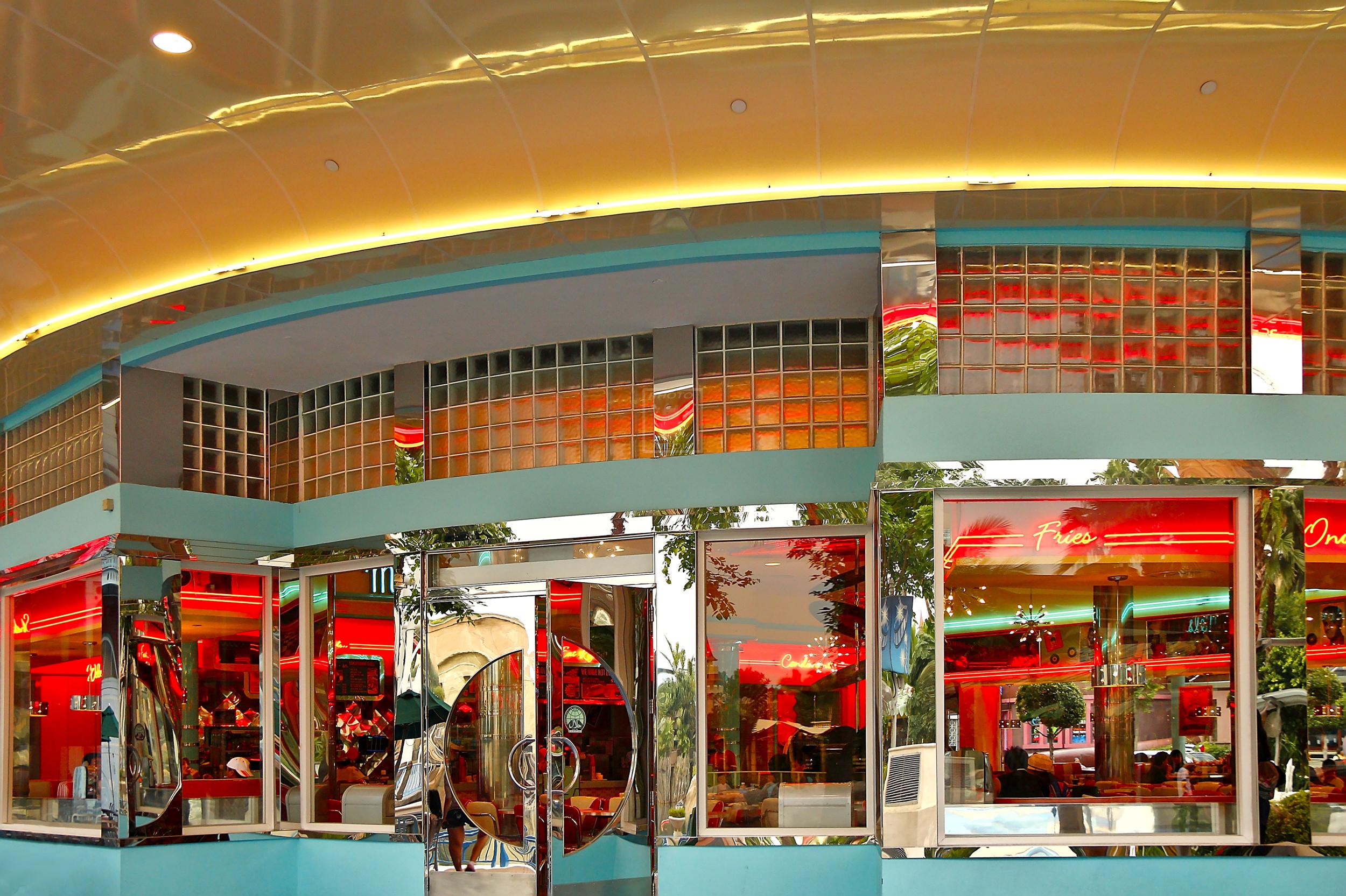 File Restaurant In Universal Studios Singapore 20120914