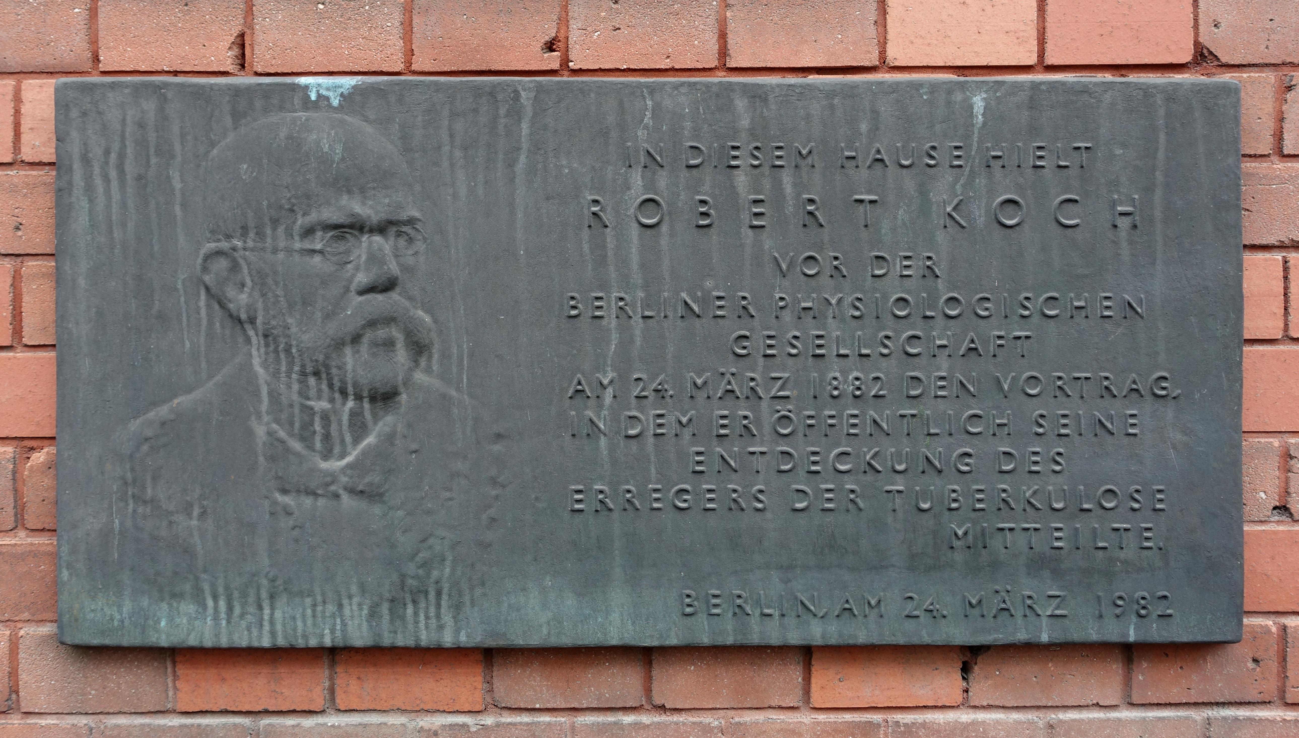 Robert koch steckbrief promi for Koch deutschland