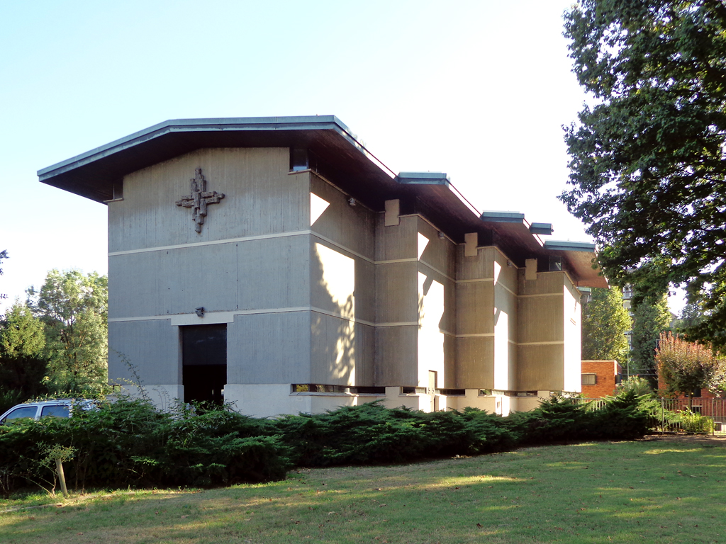 Chiesa di sant 39 enrico san donato milanese wikipedia for Arredamenti ballabio san donato milanese