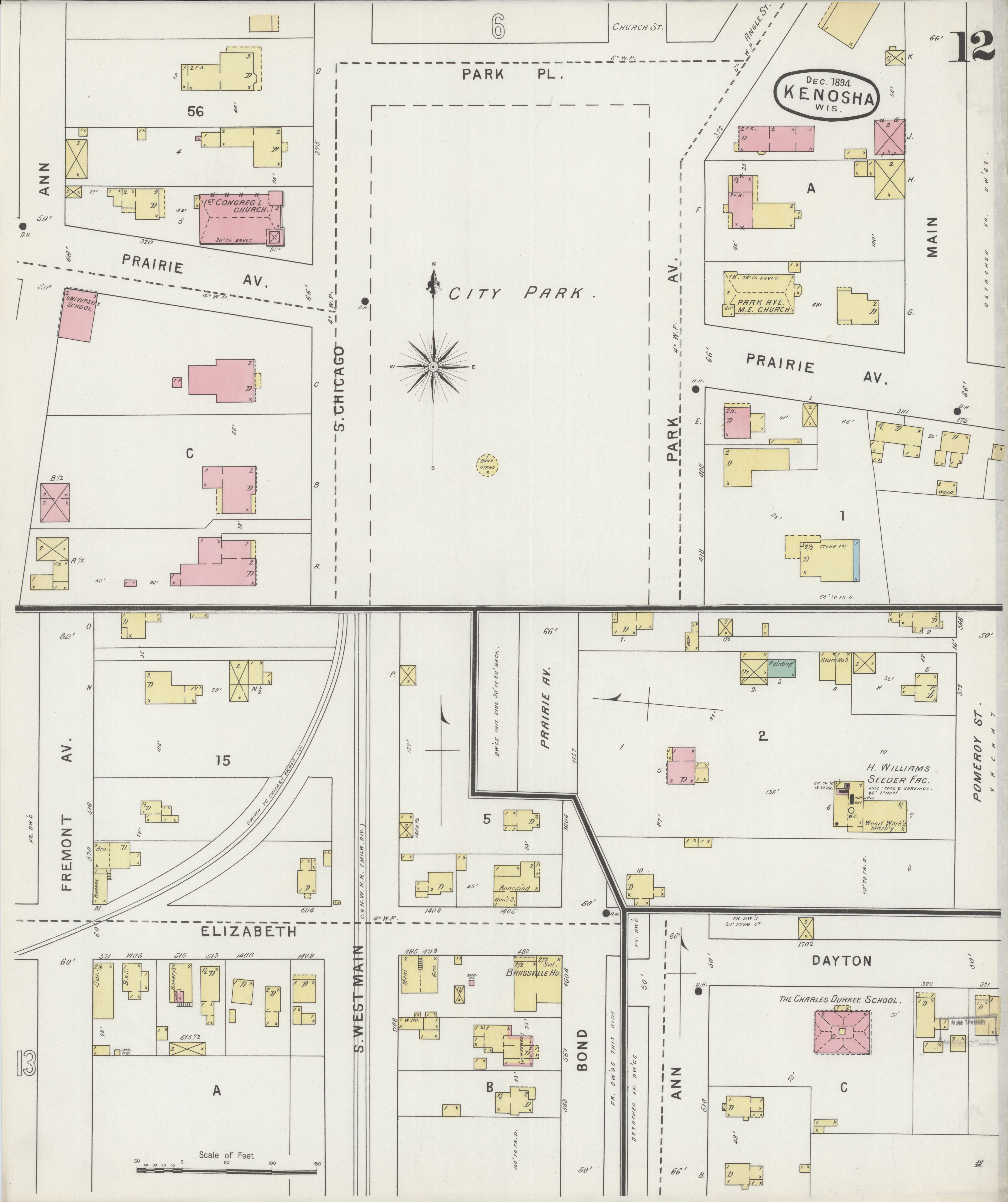 File:Sanborn Fire Insurance Map from Kenosha, Kenosha County ... on grand chute map, superior map, fond du lac zip code map, norman map, lafayette map, wilmot map, peoria map, st francis map, woodstock map, sheboygan map, fennimore map, oconomowoc map, wausau map, schererville map, prairie crossing map, waukesha map, door map, city of racine map, racine wisconsin map, greensboro map,