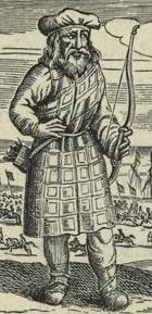 Redshank (soldier) Scottish mercenaries
