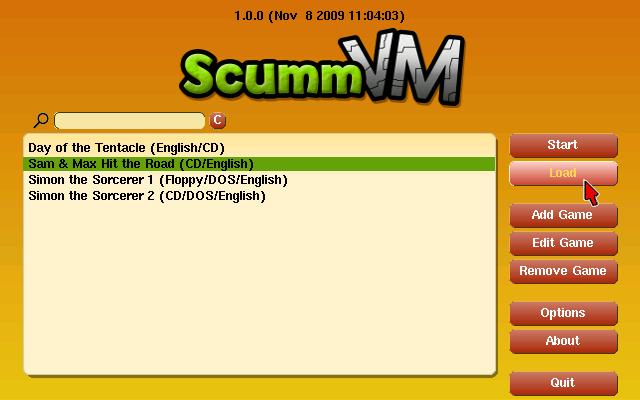 ScummVM 1.0.0