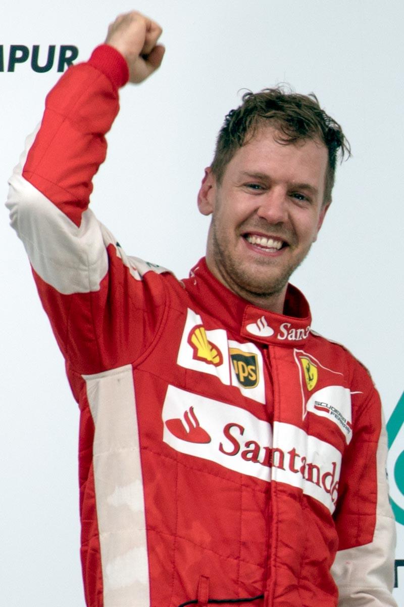 Sebastian Vettel Wikipedia