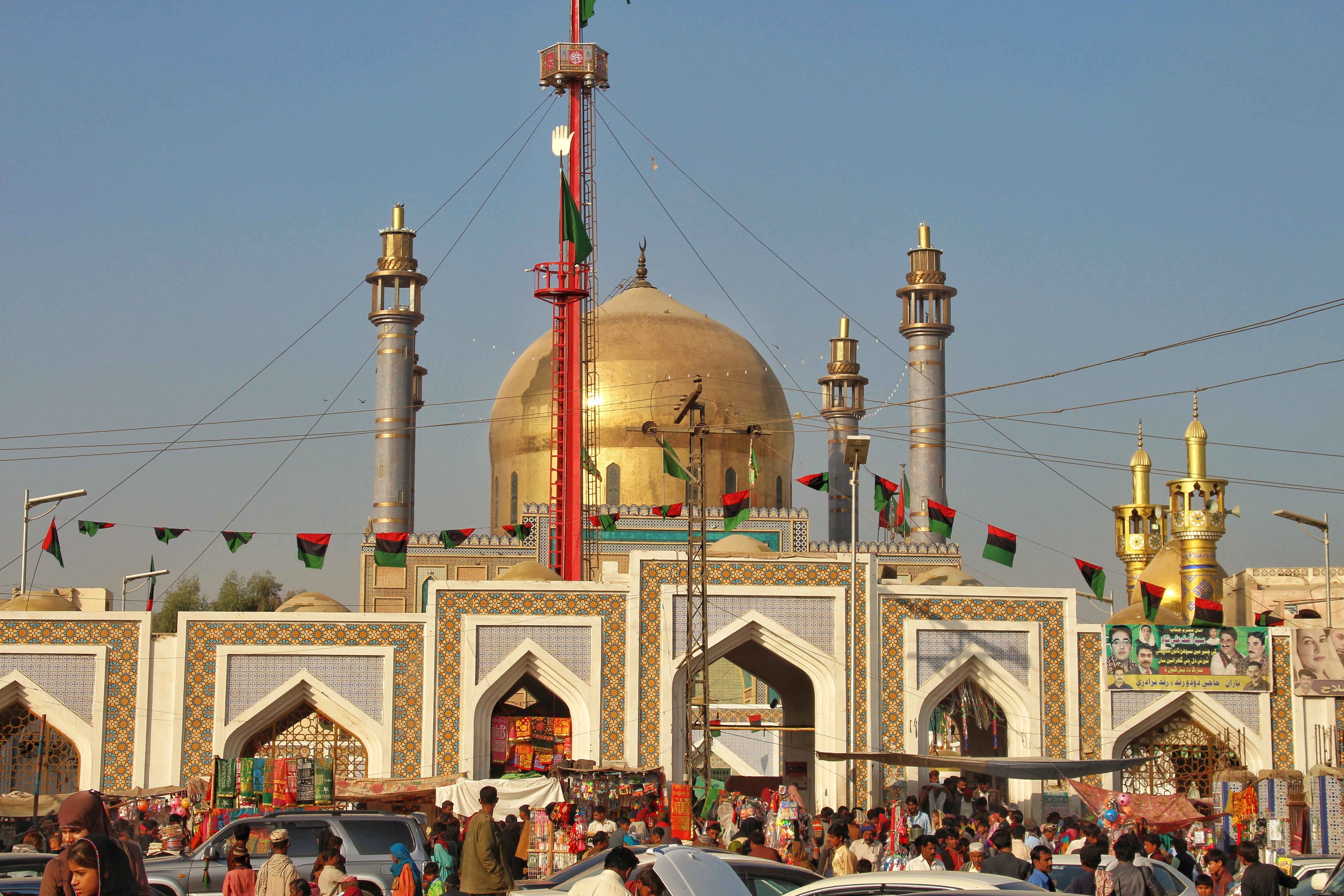 Lal Shahbaz Qalandar - Wikipedia
