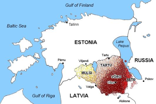 Languages of Estonia - Wikipedia