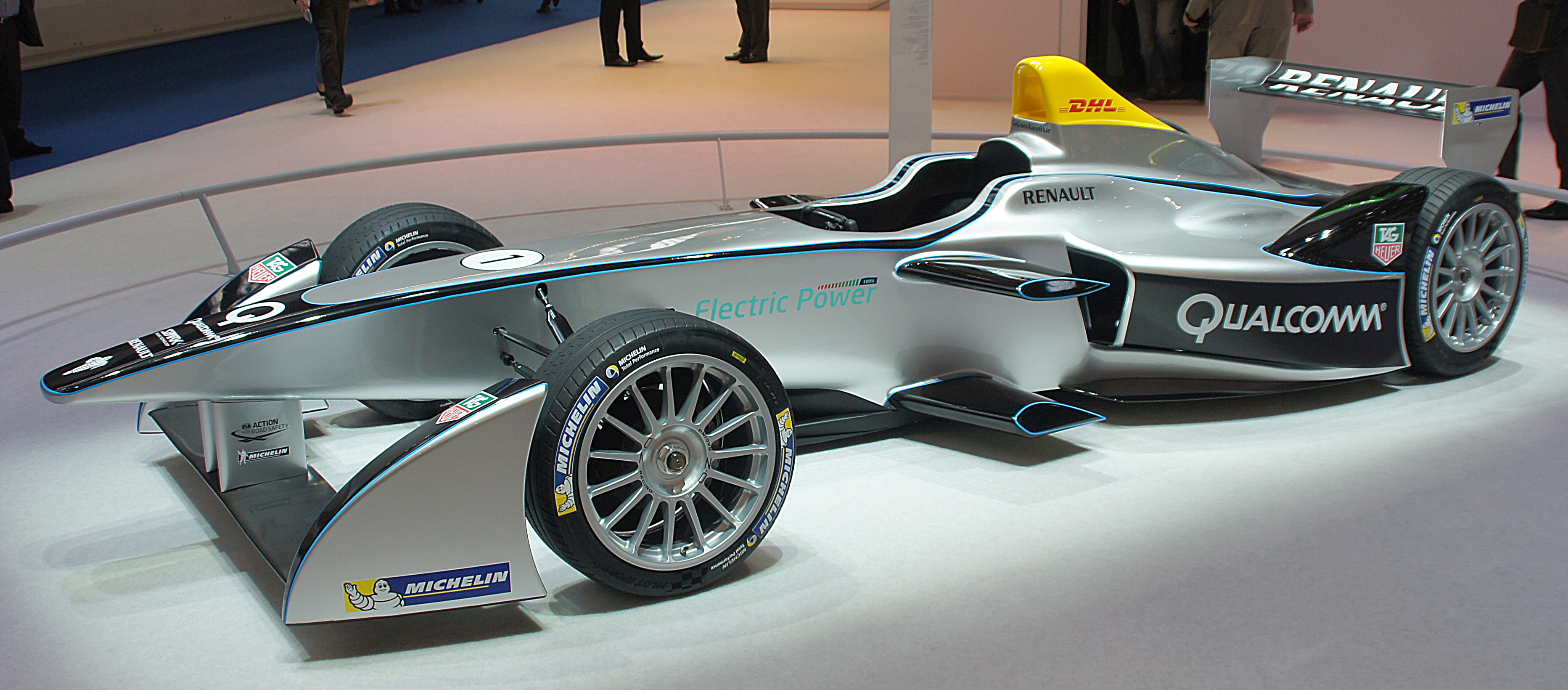Renault est présent en Formule-E