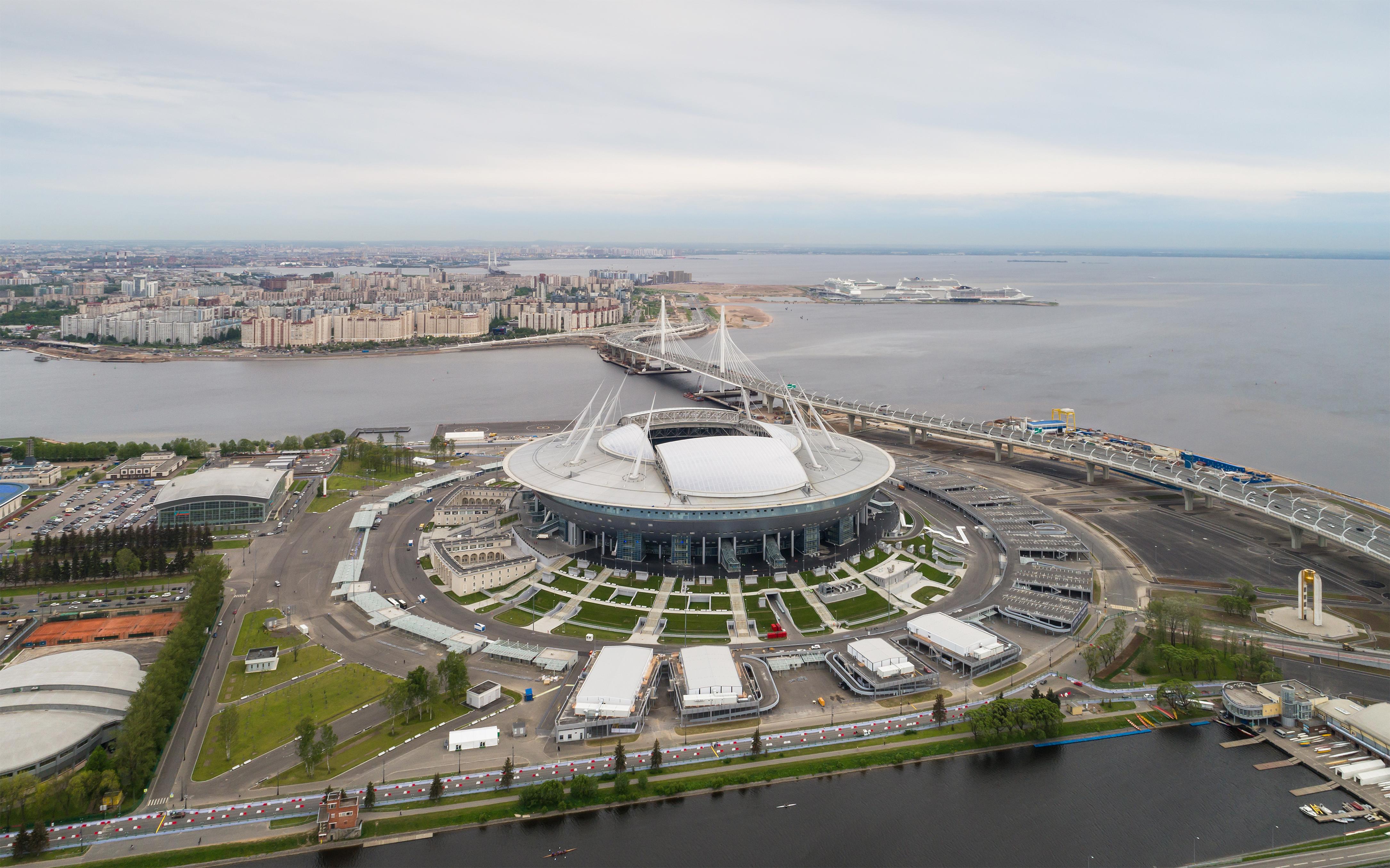 Stadion Krestovski