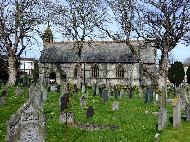 St Cynbryd's church, Llanddulas 3892450 93a753e6