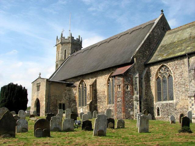 St Edmund's church - geograph.org.uk - 817194