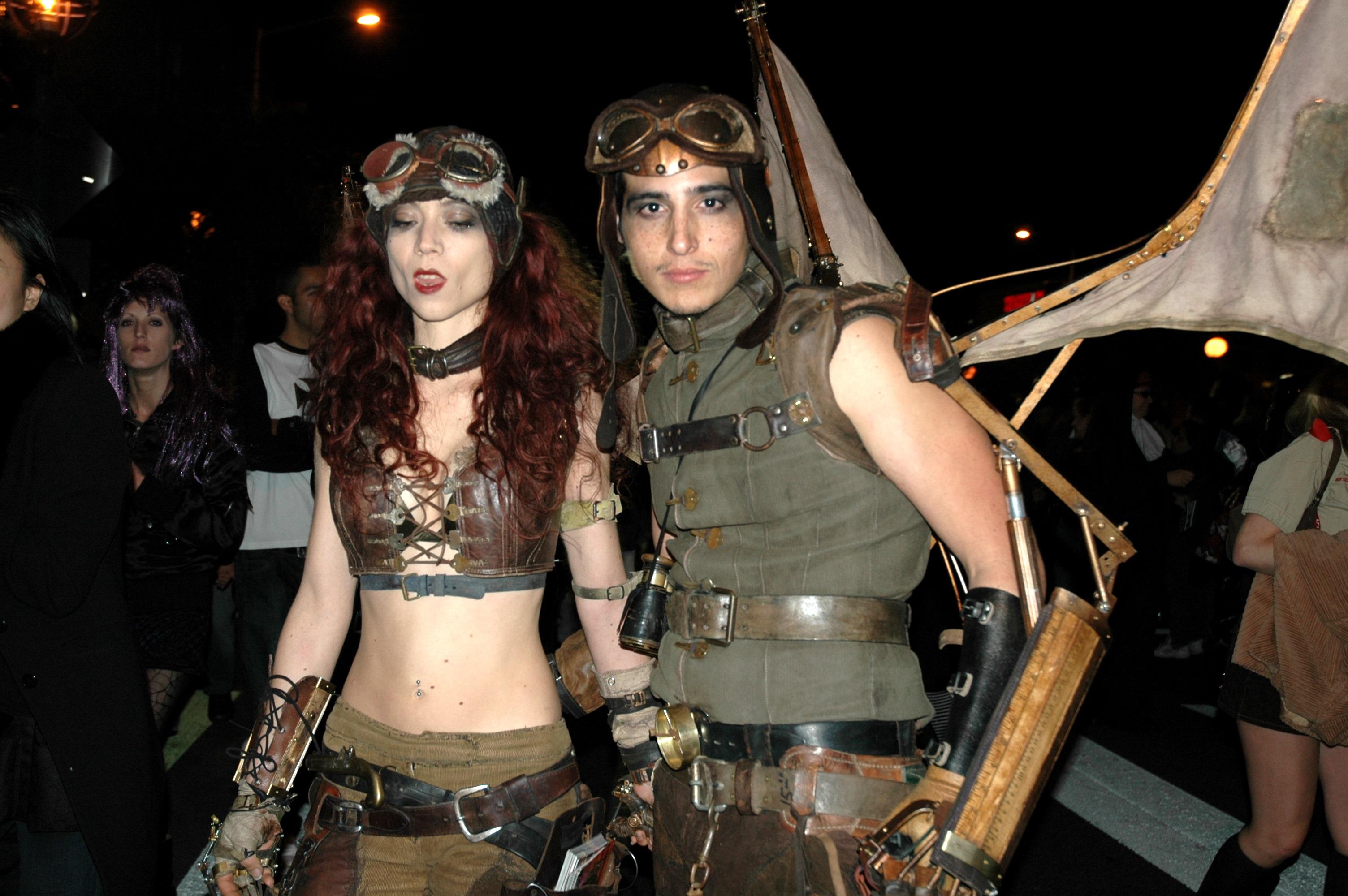 File:Steampunk - 2004 West Hollywood Halloween Carnival.jpg ...