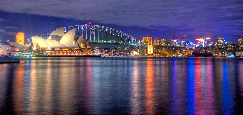 Sydney Australia  city photos gallery : Sydney Opera house HDR Sydney Australia