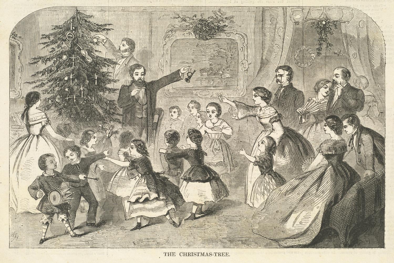 The Christmas Tree Boston Public