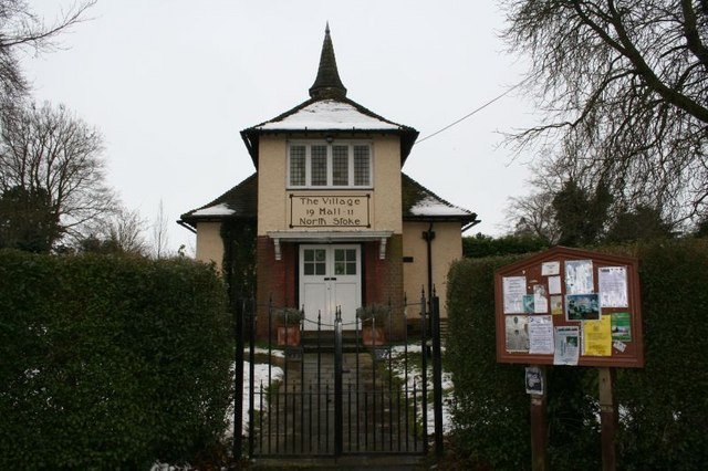 File:The village hall - geograph.org.uk - 1158540.jpg