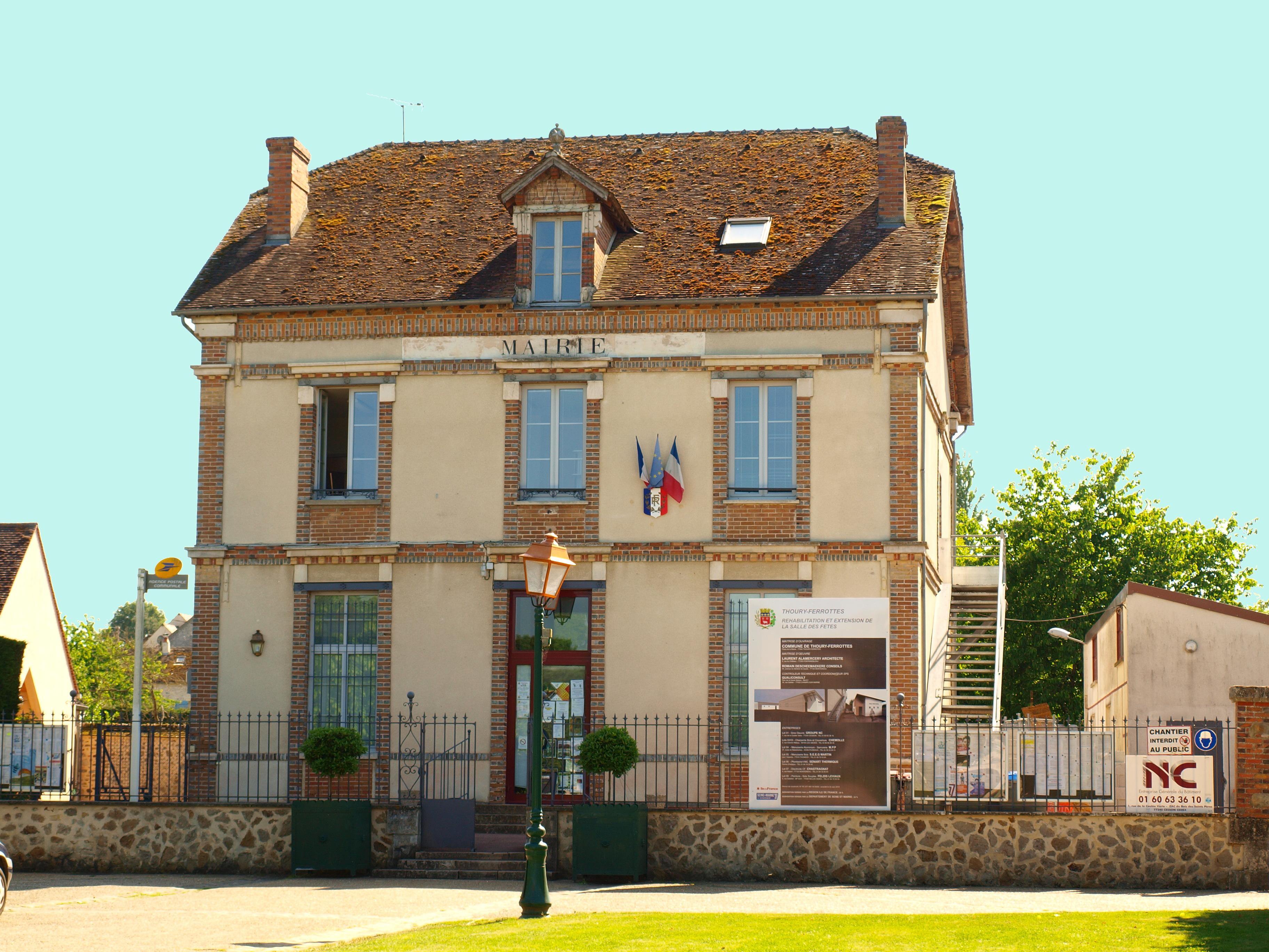Entreprise Generale De Batiment 77 file:thoury-ferrottes-fr-77-mairie-01modif - wikimedia