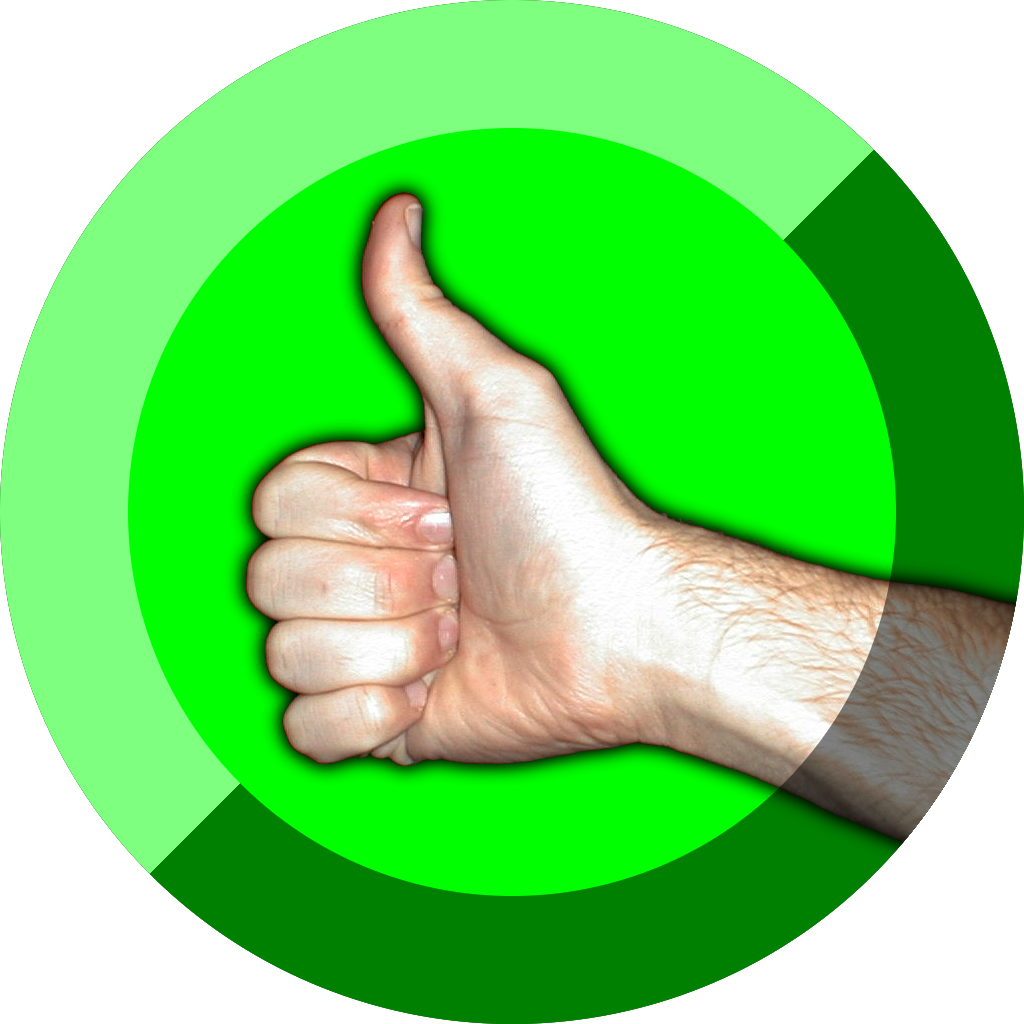File:Thumbs up symbol.png - Wikimedia Commons