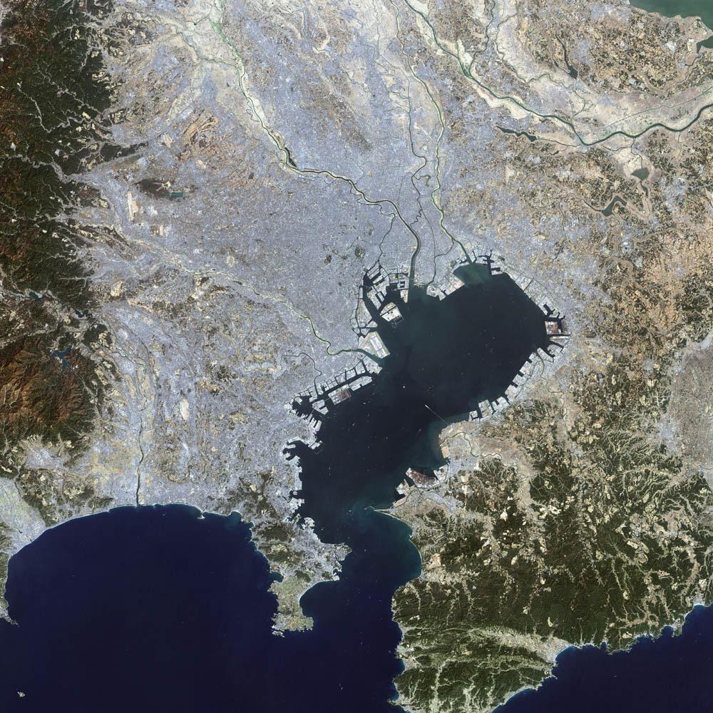 Japan satellite picture — pic 12